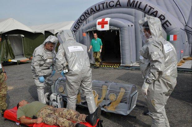 Esercitazione NATO Vigorous Warrior 2013 -