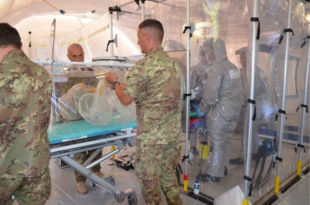 Esercitazione NATO Vigorous Warrior 2013 ---
