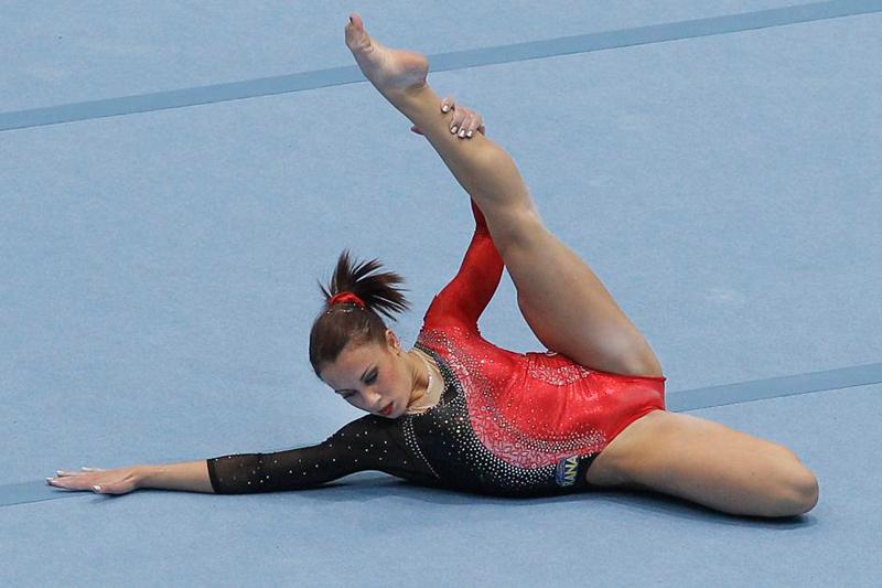 Esercito: argento ai mondiali di ginnastica in Belgio per Vanessa Ferrari