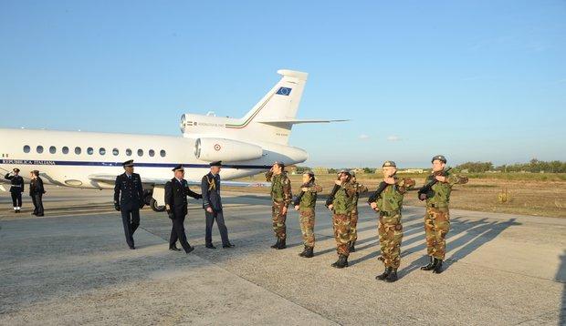 Il Comandante della Royal Air Force in Italia -