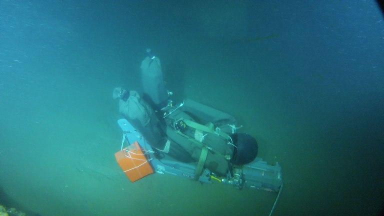 L'esercitazione Deep Divex per la prima volta in Italia -