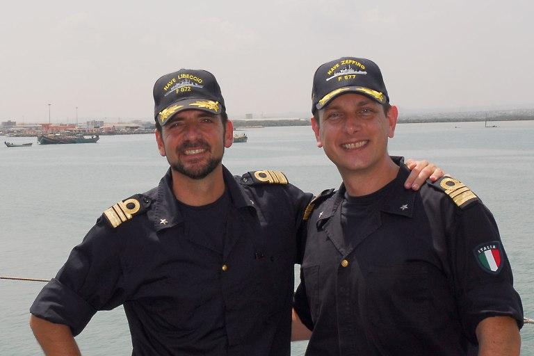 Operazione Atalanta, l'impegno della Marina Militare contro la pirateria -