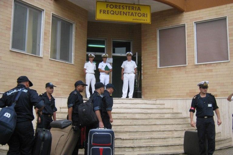 Sinergie italo-algerine per il nuovo progetto della cantieristica navale italiana --
