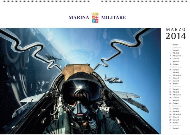 Calendario Marina Militare 2020.La Marina Militare Presenta Alla Barcolana Il Calendario