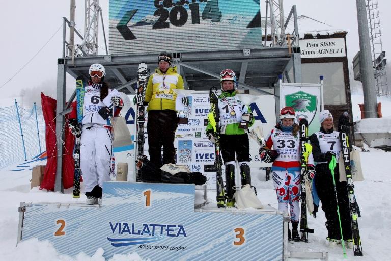 """CaSTA 2014. Assegnati oggi il Trofeo """"Truppe Alpine"""" e il titolo di Campione italiano dell'Esercito di biathlon"""
