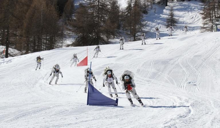 CaSTA 2014. Per la gara di scialpinismo il Centro Sportivo dell'Esercito cala il tris d'assi.