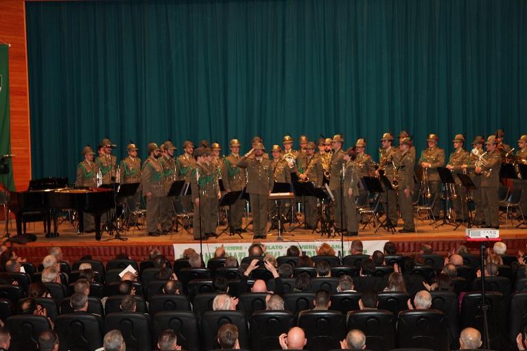 Ca.S.T.A. 2014 - Concerto Fanfara Taurinense (Sestriere, 28 gen. 2014)