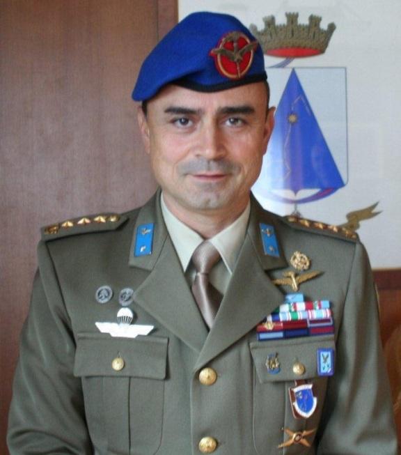 Colonnello Stefano SILVESTRINI