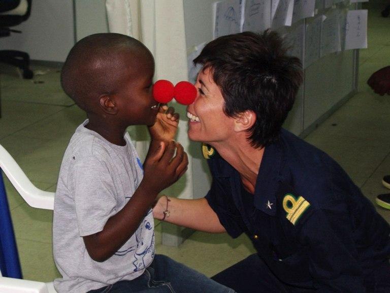 Fondazione Francesca Rava N.P.H. e rifornitrice Etna in Mozambico --