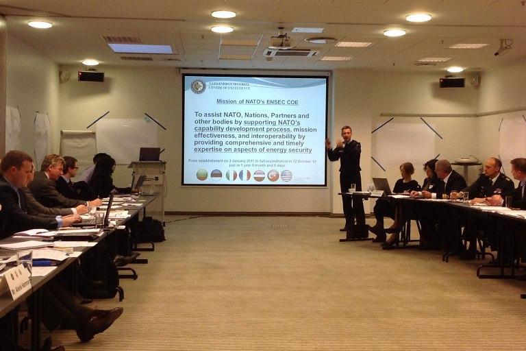 La Marina Militare contribuisce alla sicurezza energetica della NATO