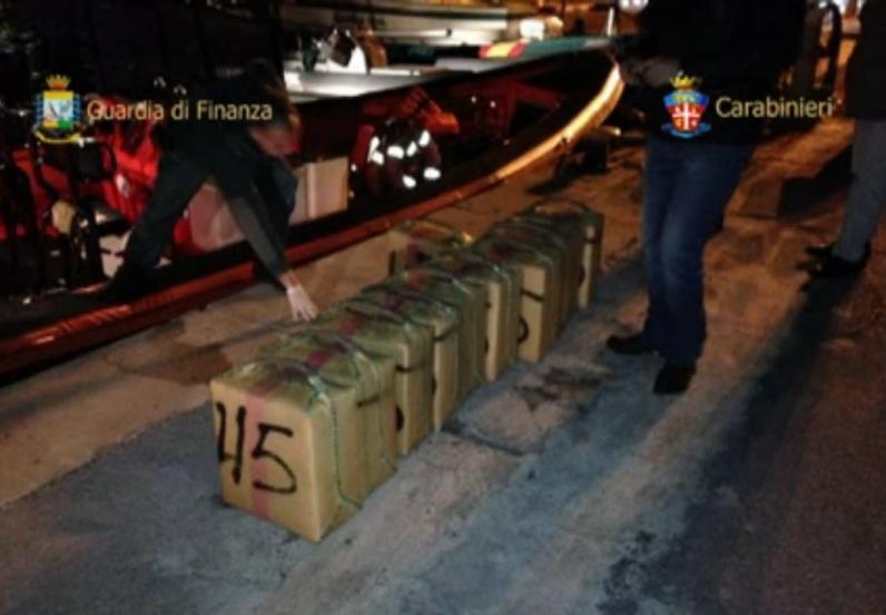 Lotta al traffico di stupefacenti – Sequestrati oltre 1000 chilogrammi di hashish