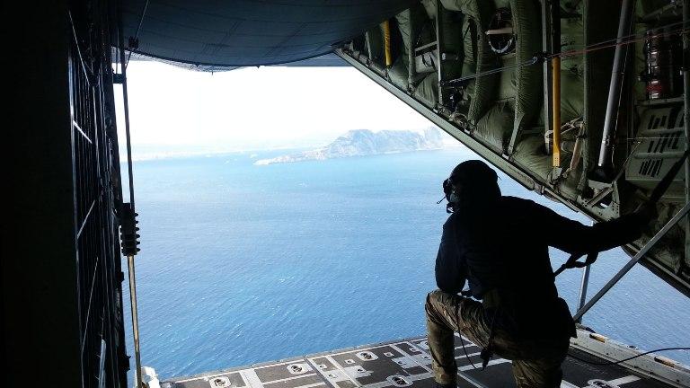 Marina Militare e Royal Navy si esercitano a Gibilterra