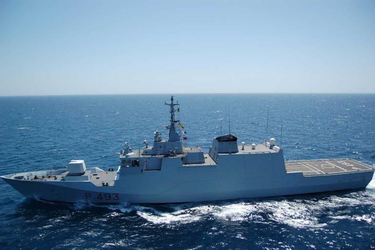 Marina Militare la Flotta Verde al Big Blue -