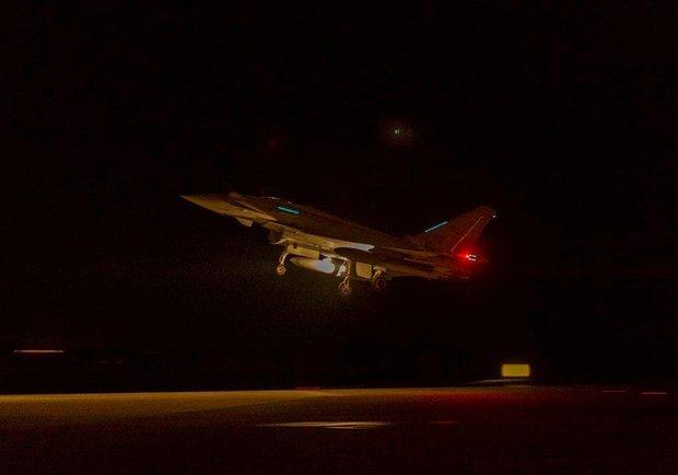 Scramble dei caccia dell'Aeronautica Militare--