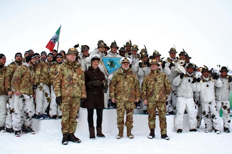 CaSTA 2014. L'8° reggimento Alpini ha vinto i Campionati sciistici delle Truppe Alpine.