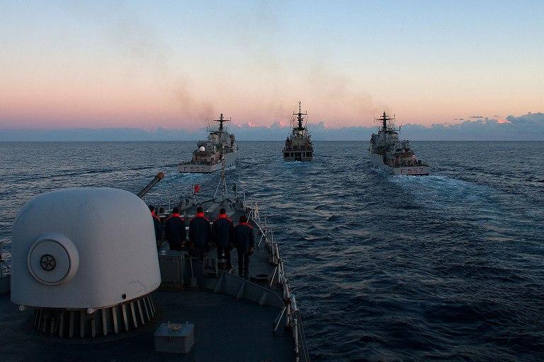 si formano 12 comandanti della Marina --