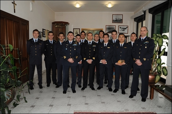11 piloti completano il corso L.I.F.T 13-02--