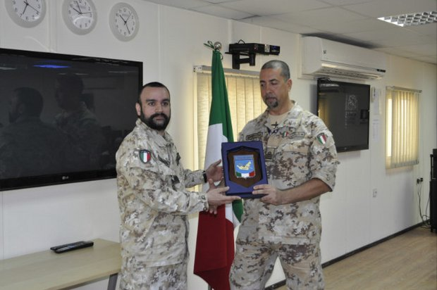 Concluso il corso BLSD alla TFA di Al Bateen (EAU)--
