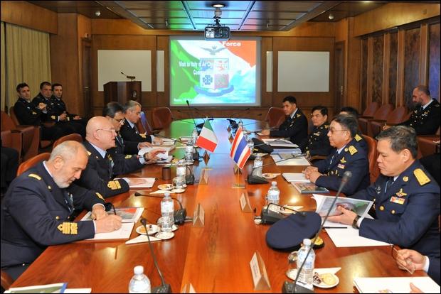 Delegazione della Royal Thai Air Force in Italia-