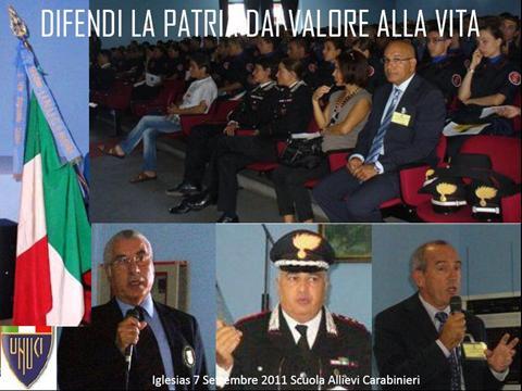 Iglesias Sett.2011 Carabinieri
