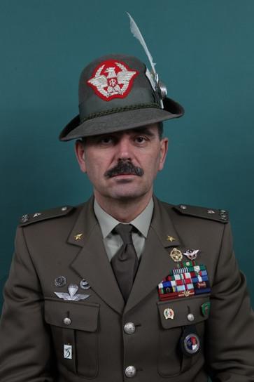 Il Generale Ornello Baron è il nuovo Capo di Stato Maggiore del Comando Truppe Alpine