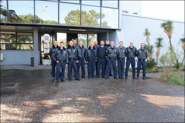 Il RACSA addestra i piloti della Polizia di Stato