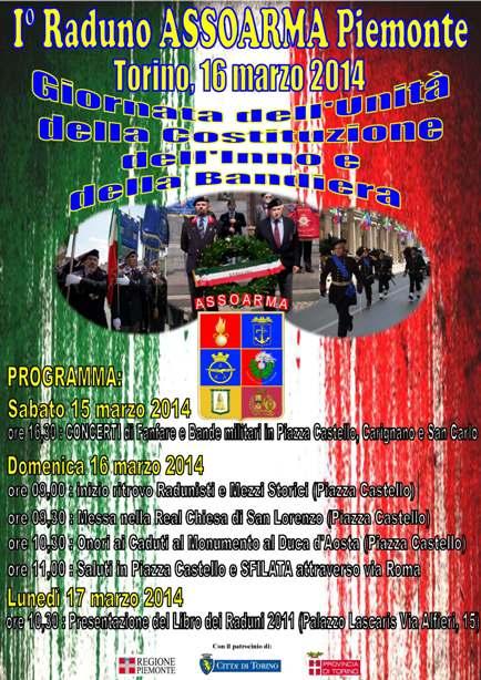 1° Raduno ASSOARMA Piemonte