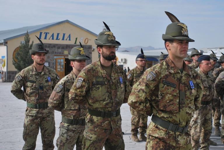 Militari della JTF C4