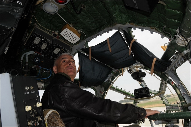 Supportato un velivolo Antonov AN-30B---