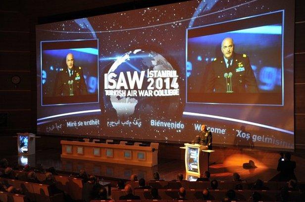International Air Warfare Symposium 2014-