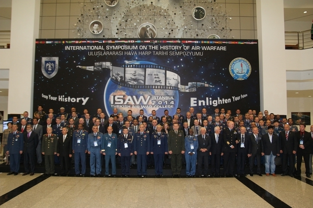 International Air Warfare Symposium 2014--