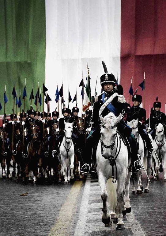 L'Esercito al Salone dell'Equitazione a Roma
