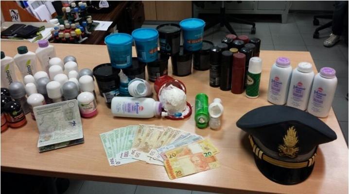 Sequestrati 10 kg di cocaina – Arrestati 2 trafficanti