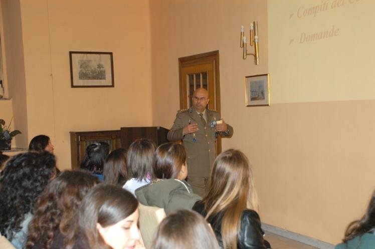 Studenti Universitari di Antropologia al CEDOC di Torino-