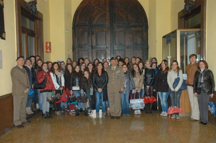 Studenti Universitari di Antropologia al CEDOC di Torino