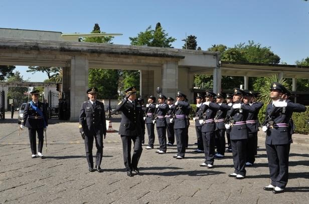 193 nuovi Sergenti dell'Aeronautica Militare--