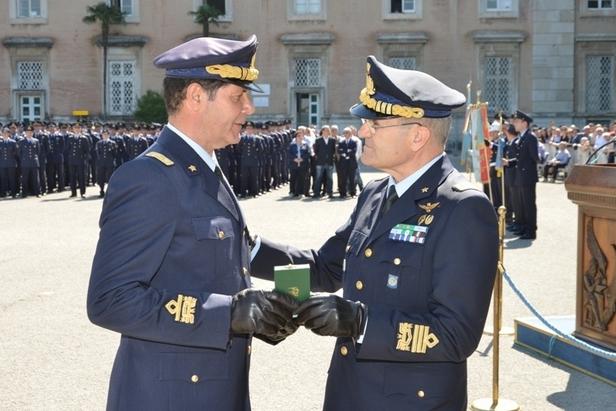 193 nuovi Sergenti dell'Aeronautica Militare----
