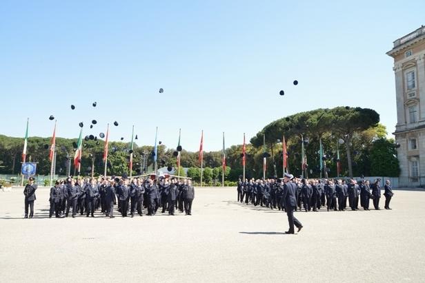 193 nuovi Sergenti dell'Aeronautica Militare