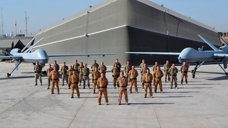 """Afghanistan: 13000 ore di volo per i """"Predator"""" del contingente italiano di ISAF"""