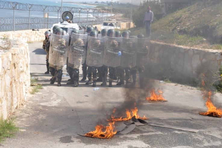 Addestramento congiunto dei caschi blu italiani con le Forze Armate libanesi --