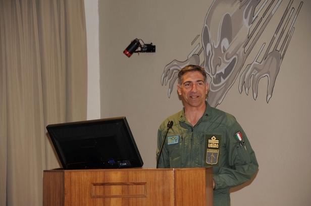 Aeronautica Militare pronti nuovi equipaggi TORNADO--