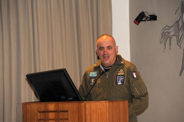 Aeronautica Militare pronti nuovi equipaggi TORNADO---