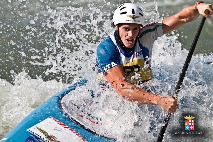 Canoa slalom-