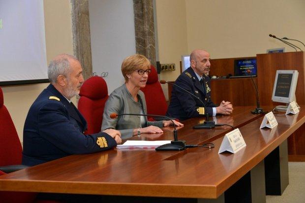 Il Ministro della Difesa alla SSAM di Caserta-