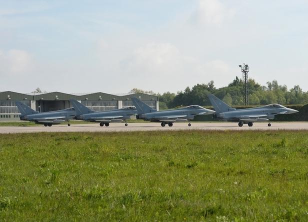 L'Aeronautica Militare alla JAWTEX 2014-