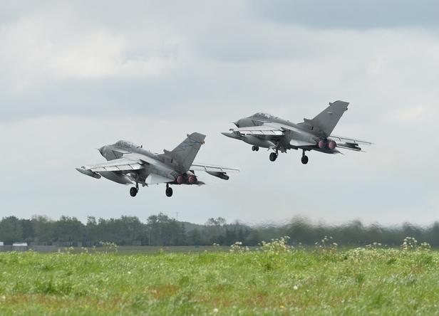 L'Aeronautica Militare alla JAWTEX 2014 ----