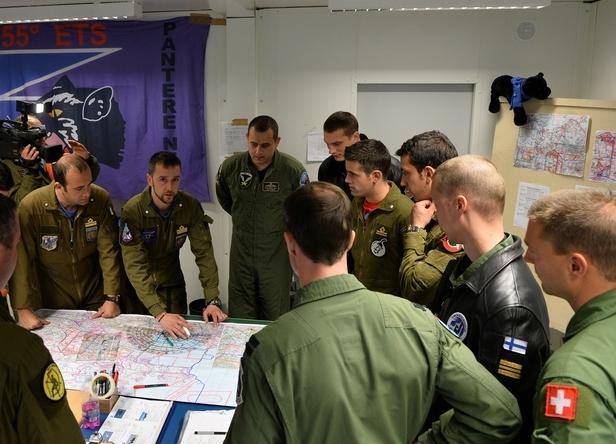 L'Aeronautica Militare alla JAWTEX 2014-----