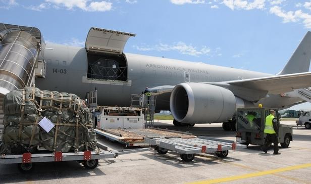 L'Aeronautica Militare alla JAWTEX 2014-------