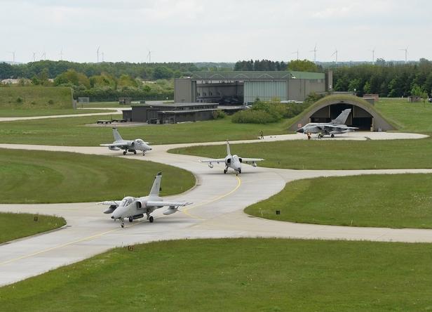 """L'Aeronautica Militare alla """"JAWTEX 2014"""""""
