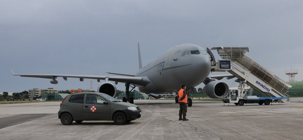 La RAF si addestra a Brindisi